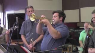 "The Frost Jazz Sextet feat. John Fedchock - ""Star Eyes"""