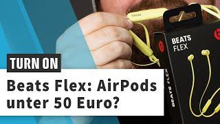 Beats Flex: Eine günstige Alternative zu AirPods und Co.