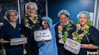 Celebrating our 1,000th sight-restoring eye surgery!