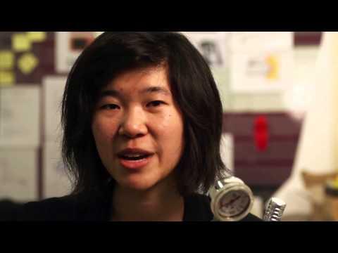 AMP Tomorrow Maker ShanShan Wang