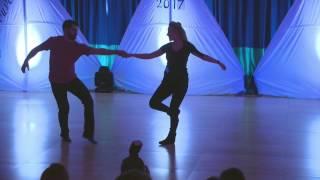 Ben Morris & Victoria Henk - SwingCouver 2017 Pro Show Demo