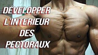Musculation: Développer Lintérieur Des Pectoraux
