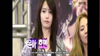 YoonYul Fight: Yoong Feeling Guilty