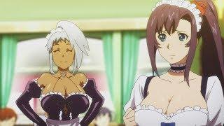 """""""Горячие надзирательницы тут?!""""  Аниме приколы под музыку   Anime COUB   Смешные аниме моменты #92"""