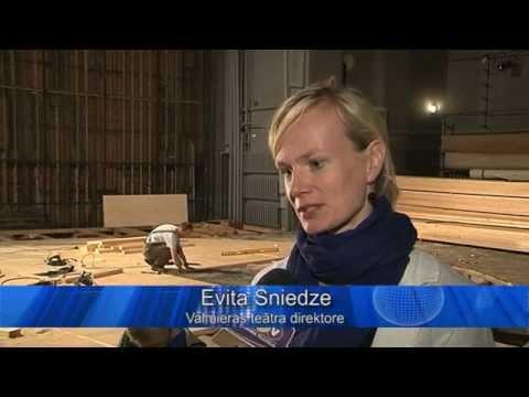 Video: Valmieras drāmas teātra rekonstrukcija