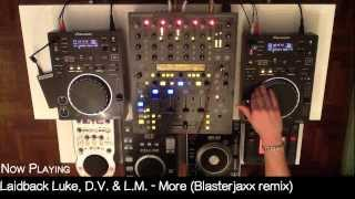 BEST OF BLASTERJAXX | TOP 10 SONGS MIX 2015 | Live Dj Set by Dj Scream | Pioneer CDJ 350