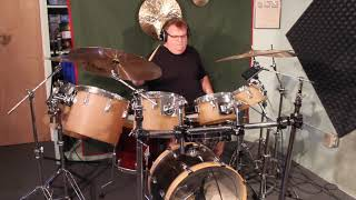 Arthur's Theme (Best That You Can Do) Christopher Cross - Drum Cover