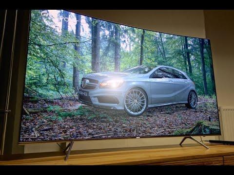 Samsung 65 KS7590 SUHD TV mit HDR Plus im Test, Zusammenspiel mit PS4 Pro