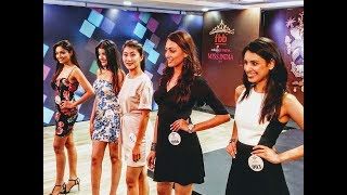 Miss Beautiful Smile Sub Contest of Femina Miss India 2017