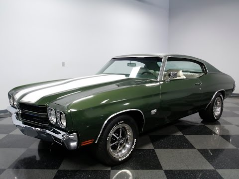 Video of '70 Chevelle SS - L7A3