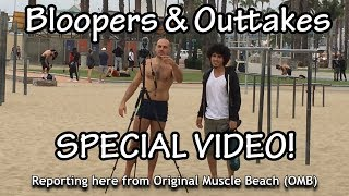 70K SUBSCRIBER SPECIAL: Bloopers, Outtakes, Behind the Scene FUN CLIPS