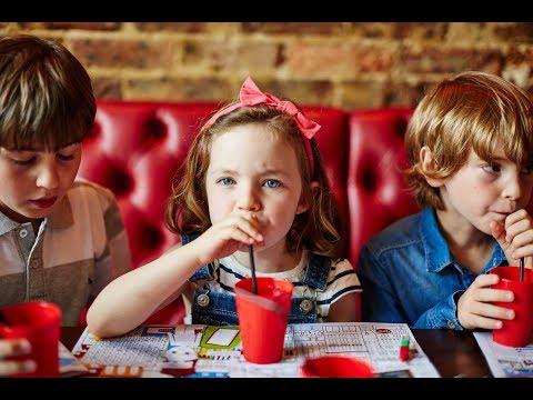 Открытие детского кафе / Бизнес идея