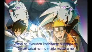 Naruto Shippuden Opening 19 Full HD (Lyrics)