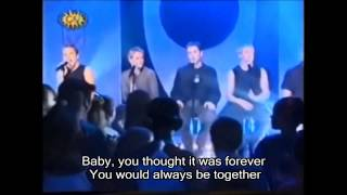 "Westlife - Try Again with Lyrics, Dancing with "" Please Mr. Postman """