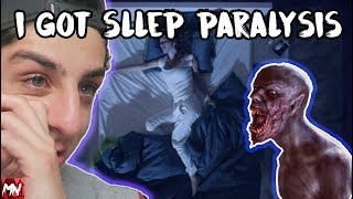 i got sleep paralysis!!!
