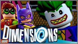 El enfrentamiento final!!! | 06 | The Lego Batman Movie - Story Pack | Lego dimensions