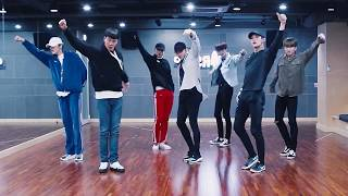 Gambar cover MONSTA X 'DRAMARAMA' mirrored Dance Practice