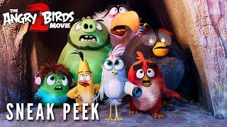 THE ANGRY BIRDS MOVIE 2   Exclusive Sneak Peek (In Theaters August 14)