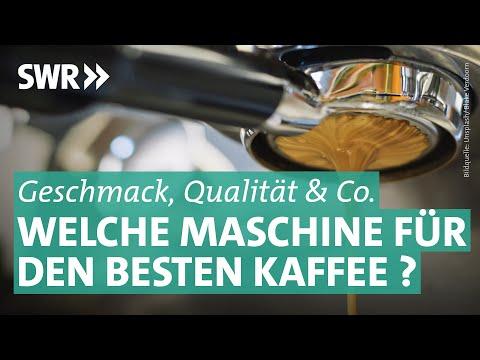 Kaffeemaschinen - Preiswert, nützlich, gut?