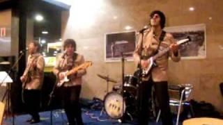 Los Paranoias BeatleBand - The Night Before