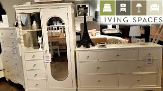 Shop WITH ME LIVING SPACES KIDS FURNITURE BEDROOM IDEAS MAY 2018