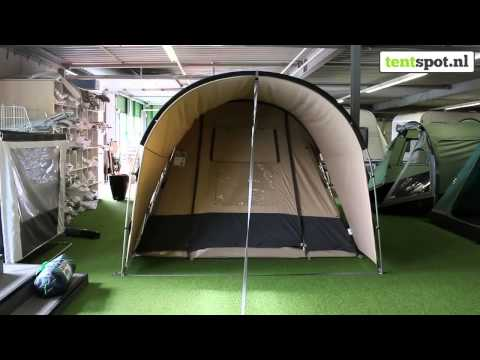Bardani Ocean View 4-Persoons Tunneltent