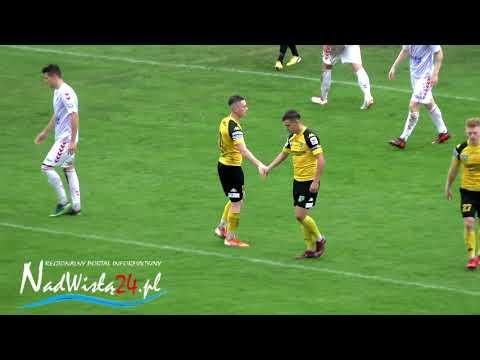 WIDEO: SiarkaTarnobrzeg - Hetman Zamość 2-0 [SKRÓT MECZU + DOPING KIBICÓW]