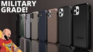 Strongest iPhone 11 Pro Case - Military Grade Protection from Pelican