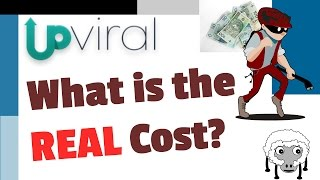Upviral Review - Is it really worth it? - Upviral Cost | Upviral Price | Upviral Bonus