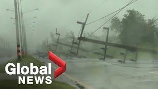 Deadly Tropical Storm Pabuk strikes famous Thai beaches, forces evacuations
