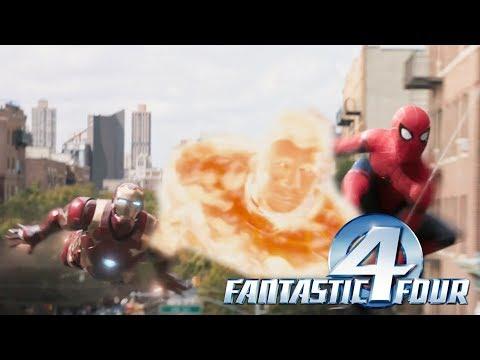 Marvel's Fantastic 4 Concept Trailer - Fantastic 4 MCU (FanMade)