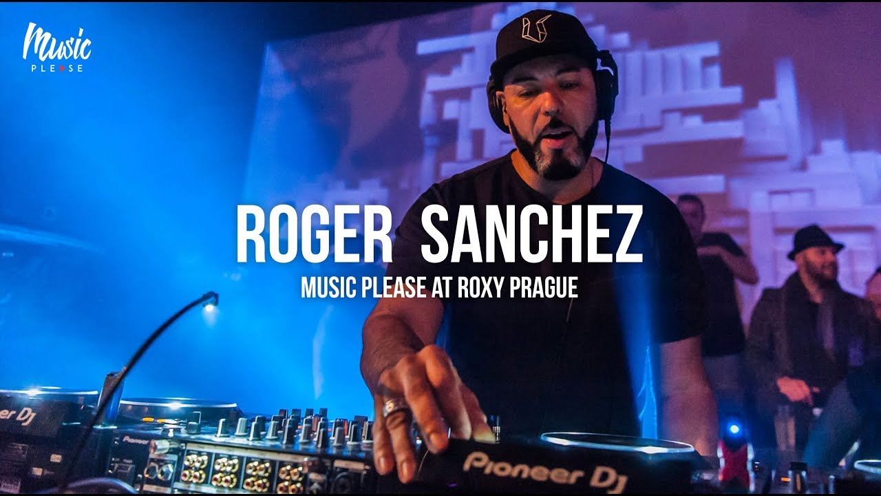 Roger Sanchez - Live @ Roxy club Prague 2017