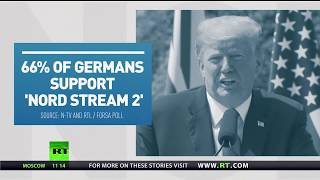 Trump Calls Nord Stream 2 'horrible,' But Two-thirds Of Germans Disagree – Poll
