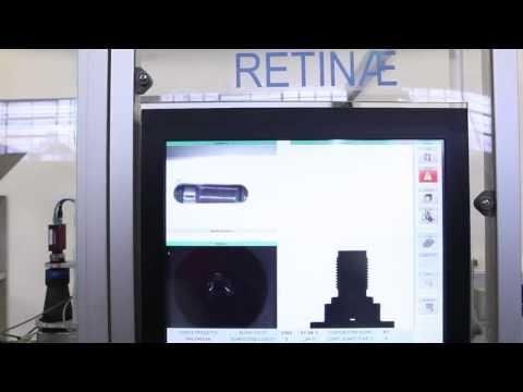 RETINAE - Controllo Qualità - macchina per la selezione di pezzi torniti - ISOGAUGE