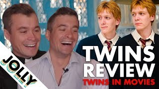 British Twins React to Movie Twin Stereotypes!!?