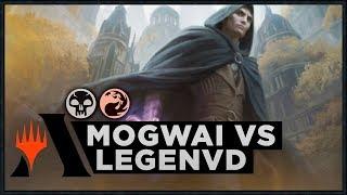 Twitch Rivals: Mogwai vs LegenVD | Ravnica Allegiance Standard (MTG Arena)