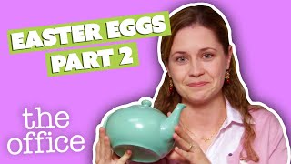Easter Eggs (PART 2)  - The Office US