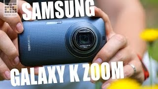 Samsung Galaxy K Zoom - обзор смартфона от Keddr.com