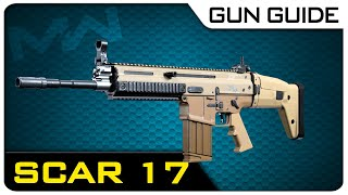 SCAR 17 Stats & Best Class Setups! | Modern Warfare Gun Guide #8