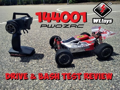 WLTOYS XKs 144001 REVIEW - BEST VALUE RC BUGGY OF 2019!
