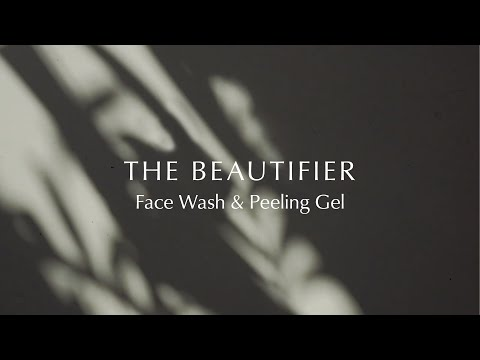 HEJ ORGANIC | THE BEAUTIFIER Face Wash & Peeling Gel Cactus