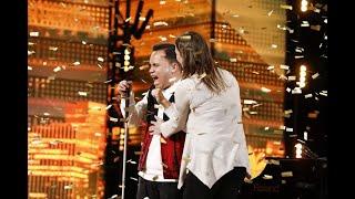 (中字)2019 美國達人秀 自閉症盲人歌手 用感人歌聲贏得金色按鈕