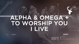 "Video thumbnail of ""Alpha & Omega + To Worship You I Live - Alton Eugene | Bethel Worship"""
