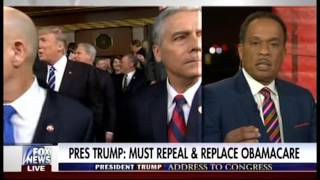 Juan Williams Calls Out The Truth Behind Trump