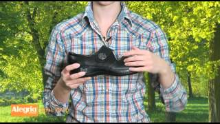 Alegria Kaitlyn Shoe Overview