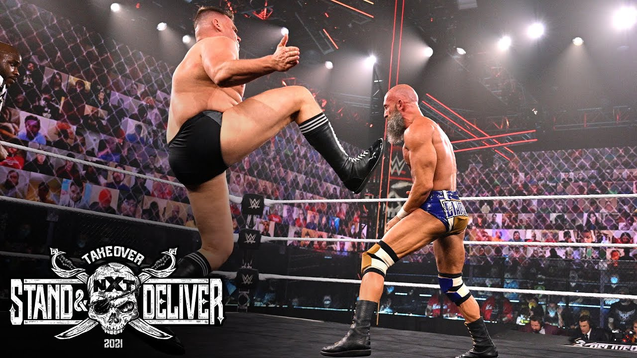 "WALTER Retains Over Tommaso Ciampa At WWE NXT ""takeover: Stand And Deliver"" Night One"