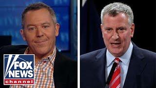 Gutfeld on NYC Mayor de Blasio blasting Fox News