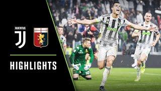 HIGHLIGHTS: Juventus vs Genoa - 2-1 - Ronaldo's last-minute winner!