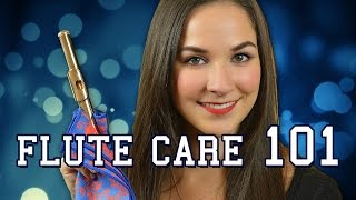Flute Care 101 - How To Take Care Of Your Instrument