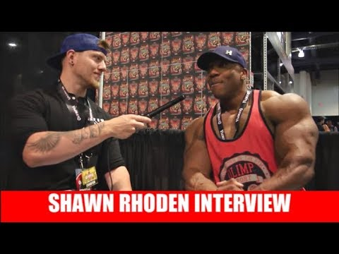 Shawn Rhoden's Olympia Predictions